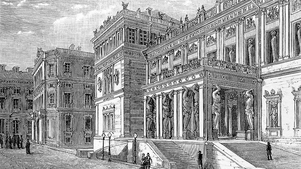 Эрмитажная коллекция начала формироваться как личная коллекция царской семьи и стала доступна публике лишь в 1852 году после открытия Нового Эрмитажа