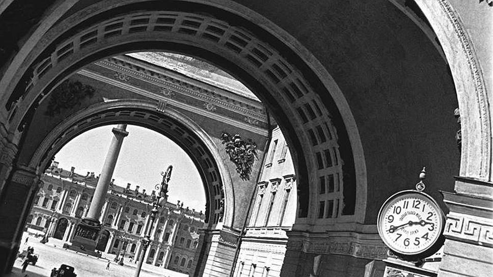 В советское время весь Эрмитаж превратился в музейный комплекс