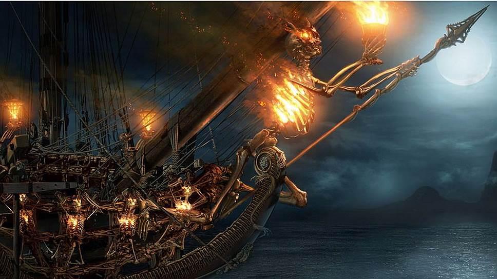 Каждый пятый из активно действующих в первой половине XVIII пиратов был казнен
