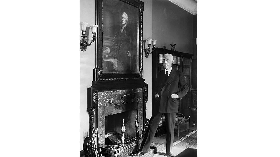 Американский министр финансов Эндрю Меллон давал за эрмитажные шедевры хорошую цену и купил для своей коллекции 21 картину
