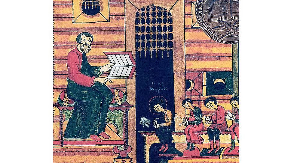 Целью создания славянской письменности был перевод богослужения на понятный язык, а вовсе не образование