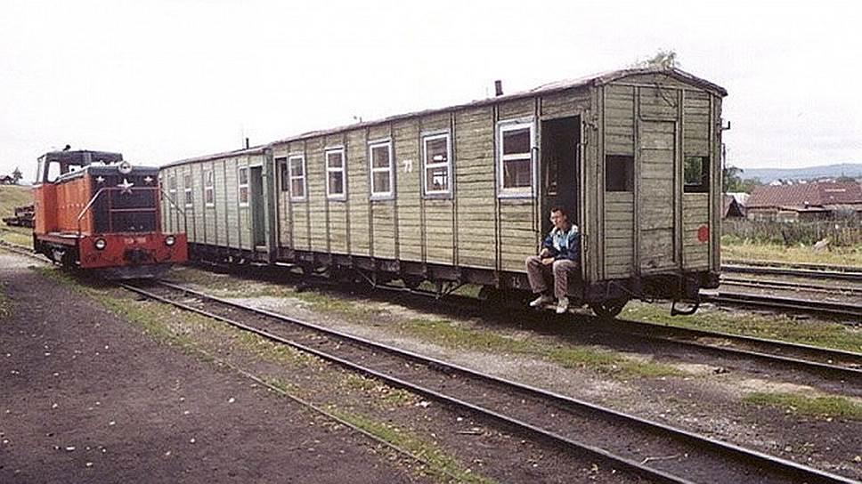 Самые длинные УЖД строились под лагерные лесоповалы
