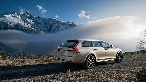 Свобода шепчет // Новый универсал Volvo против офисного рабства