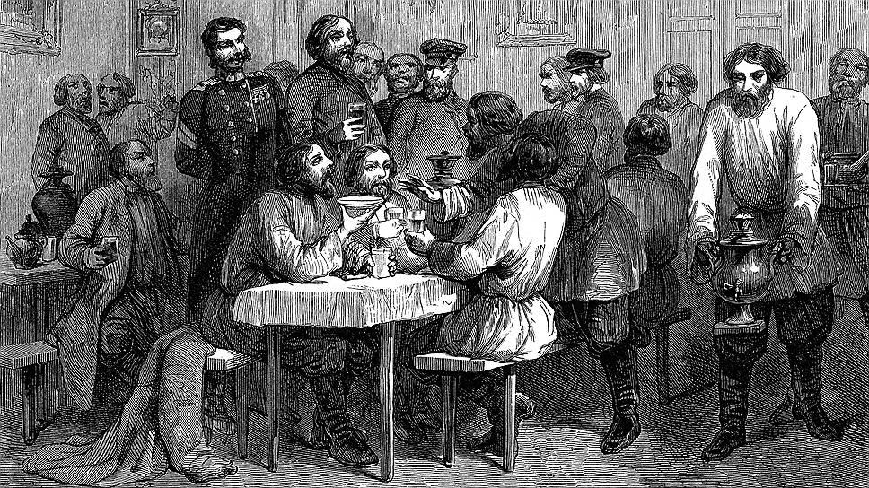 Алкоголь в древности был прерогативой зажиточных классов
