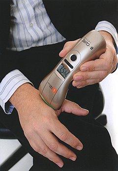 Это массажер для активных точек — прекрасная замена человеческим пальцам при акупрессуре
