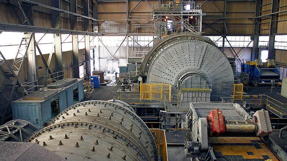 Так выглядит цех помола, в котором еще не работают современные умные мельницы.
