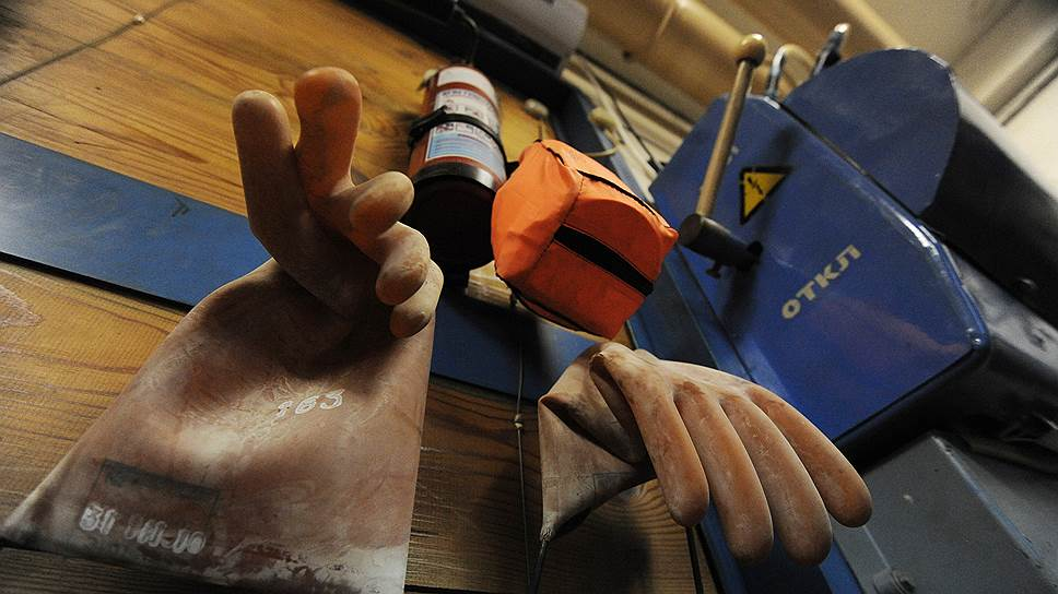Такую сложную аппаратуру голыми руками не наладить