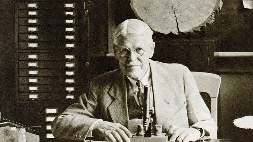 Основатель науки дендрохронологии американский астроном Эндрю Дуглас