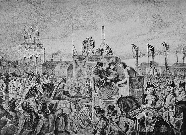 За 20 лет правления императрицы Елизаветы Петровны, с 1741 по 1761 год, не было совершено ни одной смертной казни