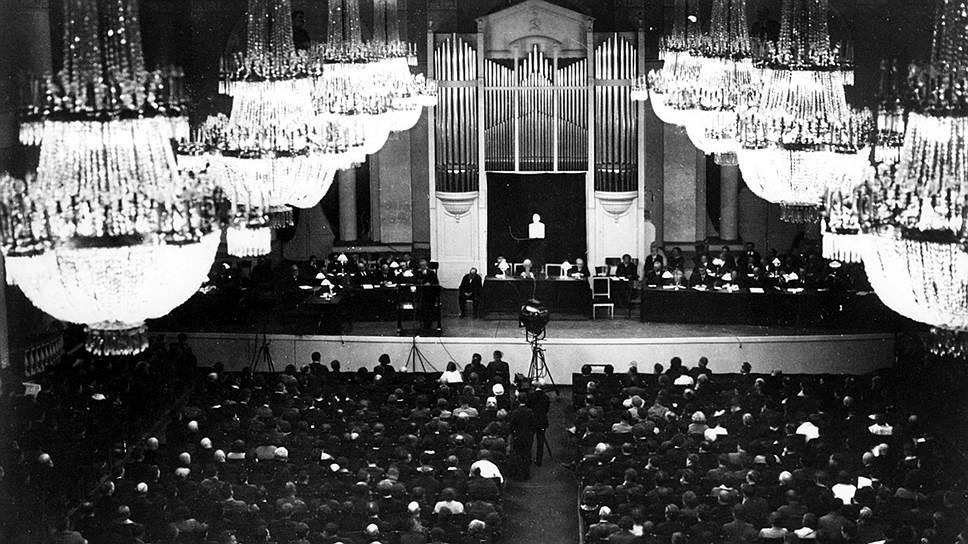 Восстановление и подъем российской науки в 1920-1930-х годах были бы невозможны без предреволюционного взлета