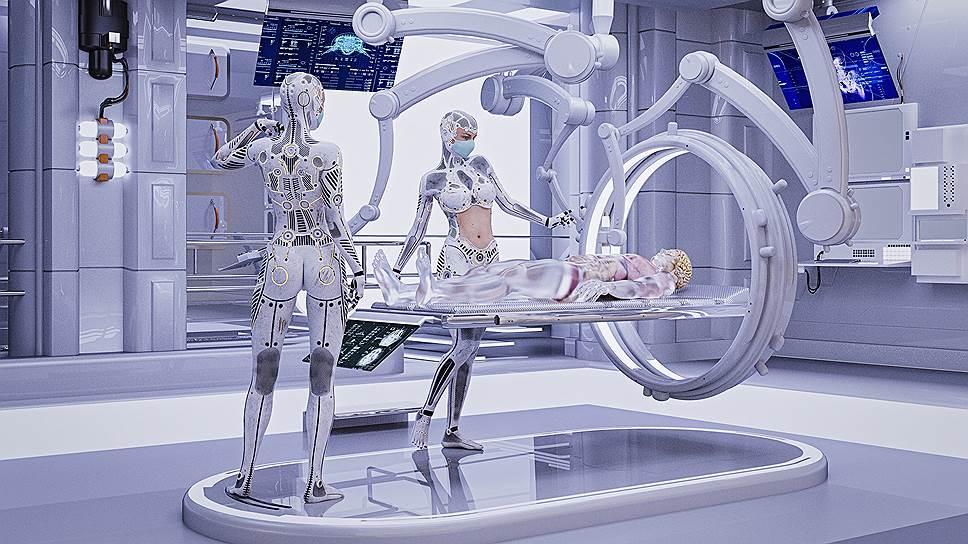 Виртуальные врачи лечат виртуального пациента – это пока преувеличение. Но пациент уже готов