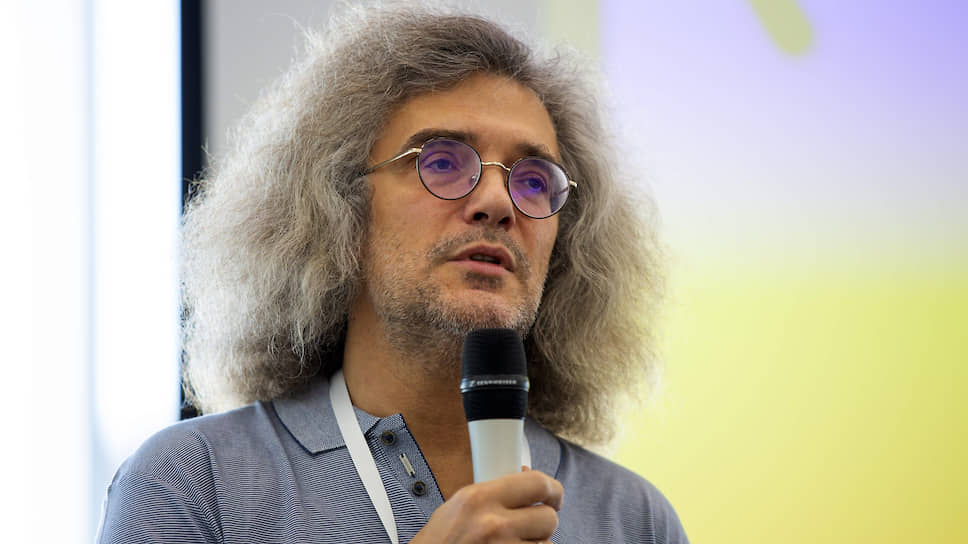 Константин Северинов, директор Центра наук о жизни Сколтеха