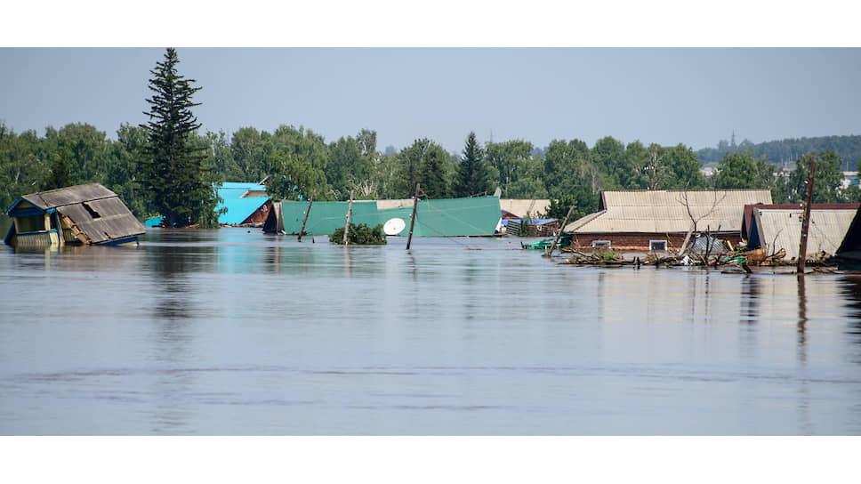 Иркутское катастрофическое наводнение стало следствием наложения сразу нескольких неблагоприятных факторов