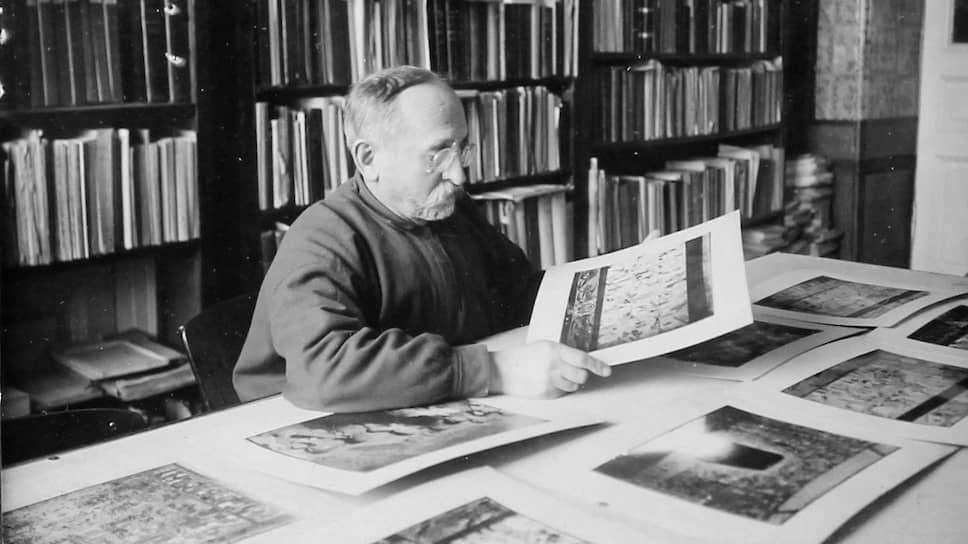 Академик Сергей Ольденбург