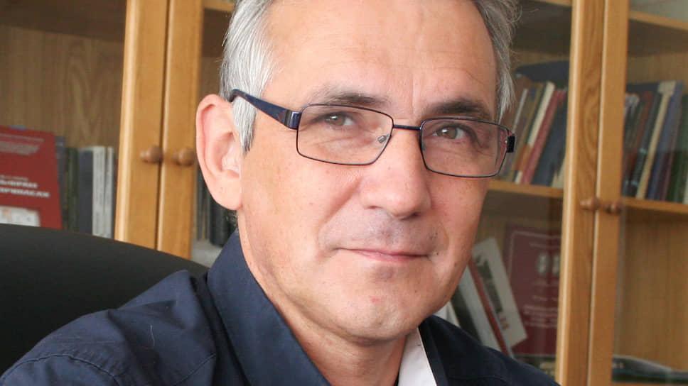 Вадим Бражкин, академик, директор Института физики высоких давлений РАН
