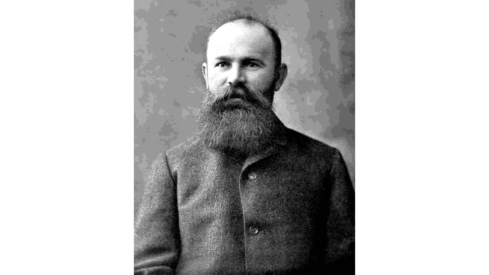 Николай Андрусов