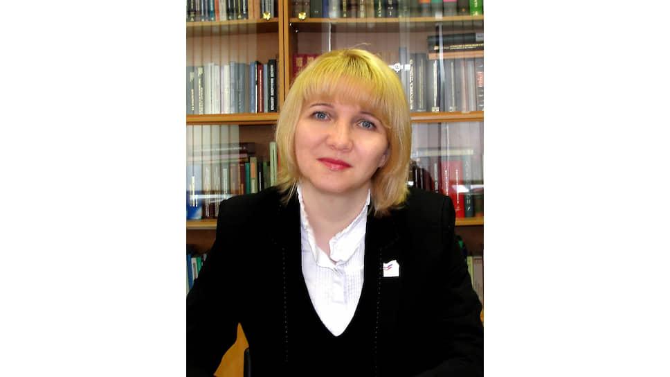 Доктор философских наук, руководитель Центра научно-информационных исследований ИНИОН РАН Елена Гребенщикова