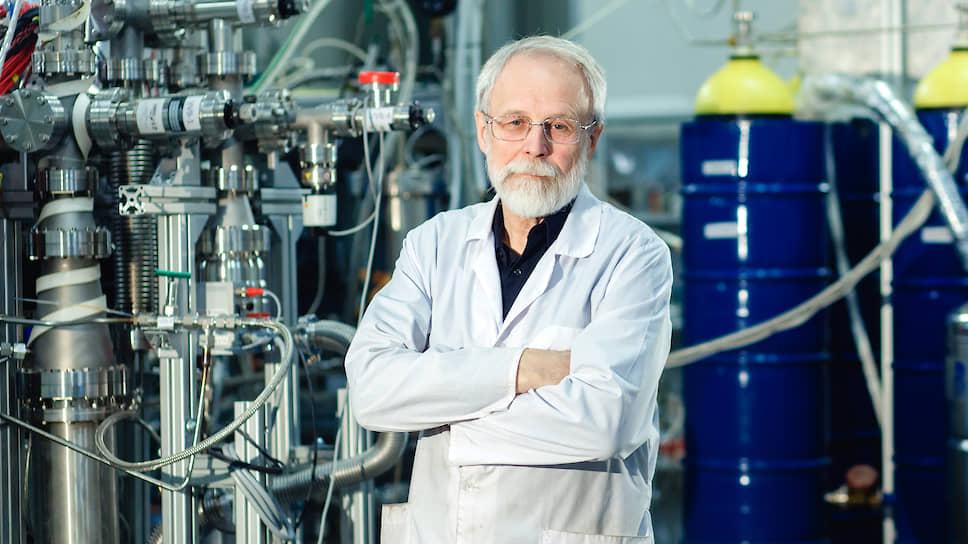 доктор физико-математических наук,заведующий межкафедральной лабораторией экспериментальной ядерной физики НИЯУ МИФИ Александр Болоздыня