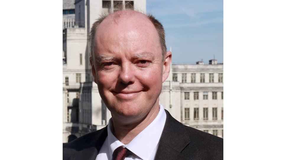 Главный санитарный врач Англии, профессор Крис Уитти