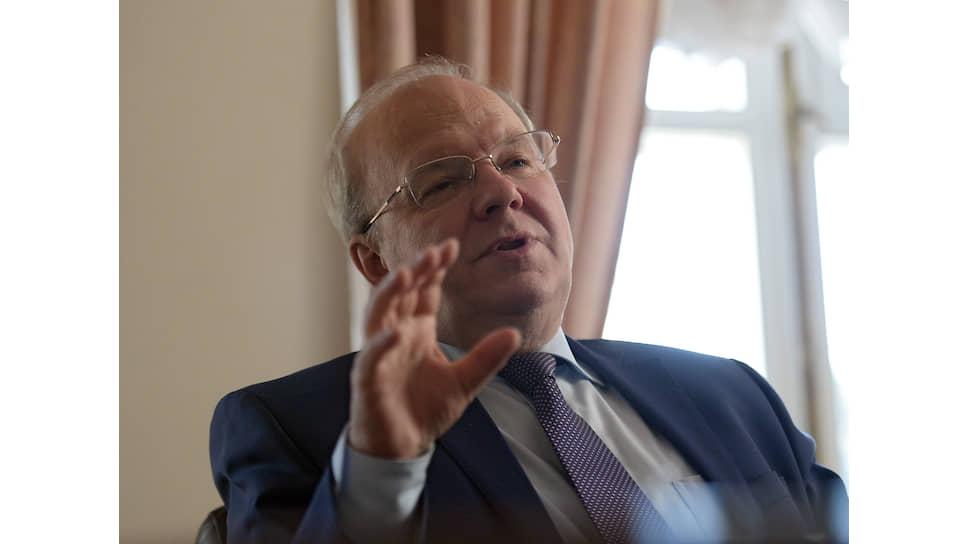 Алексей Хохлов, вице-президент Российской академии наук