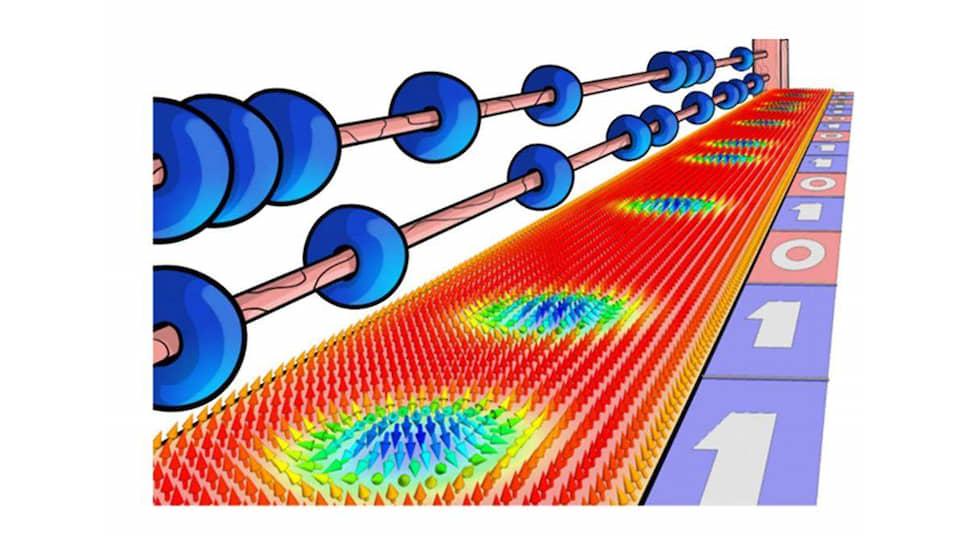 Топологическая защищенность и малые размеры скирмиона сулят ему роль важнейшего элемента новой электроники