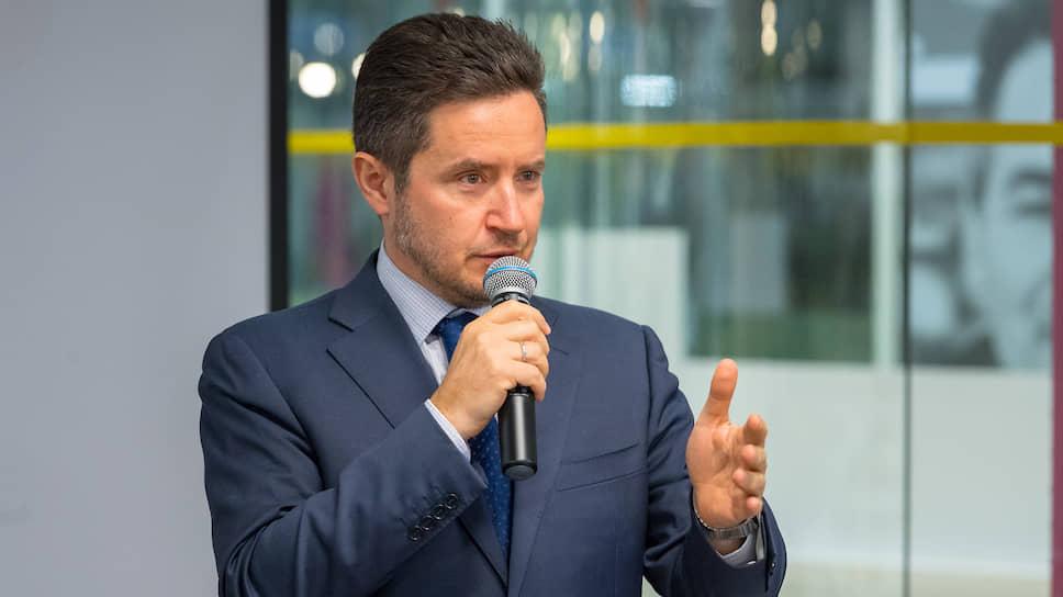 Кирилл Каем, старший вице-президент по инновациям фонда «Сколково»