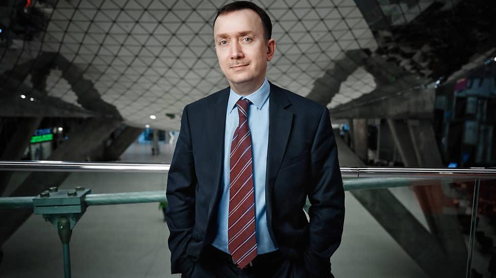 Константин Паршин, вице-президент, исполнительный директор кластера ИТ Фонда «Сколково»