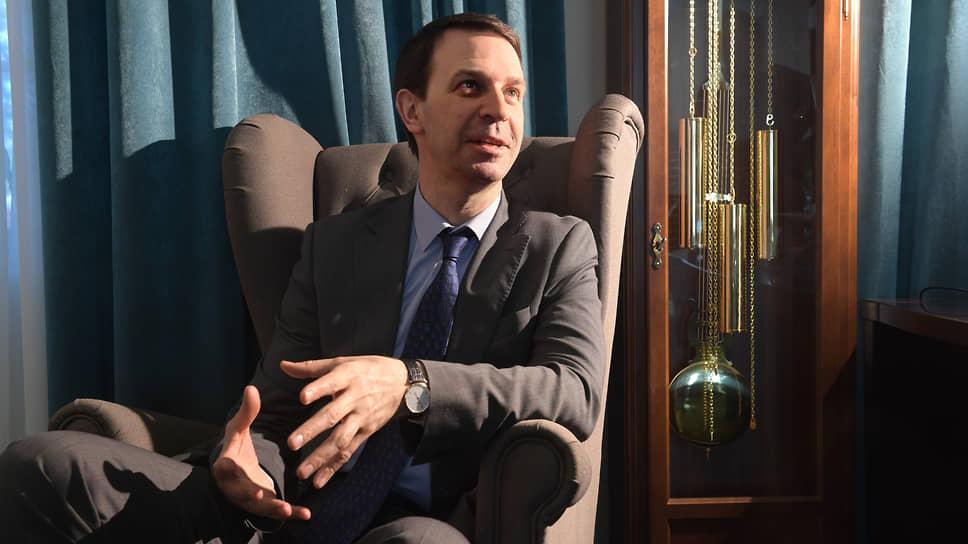 Директор Объединенного института ядерных исследований, академик Григорий Трубников