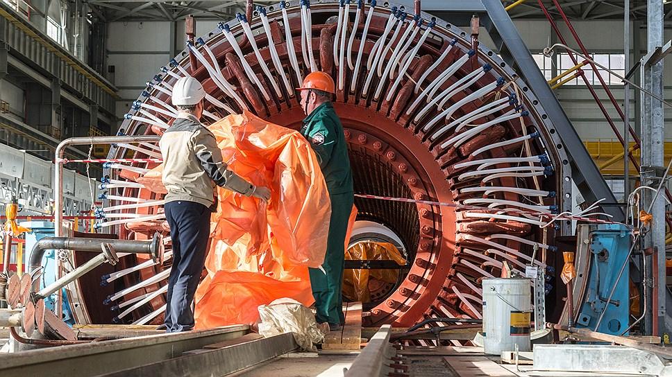 Российские АЭС идут на рекорд трудового стажа