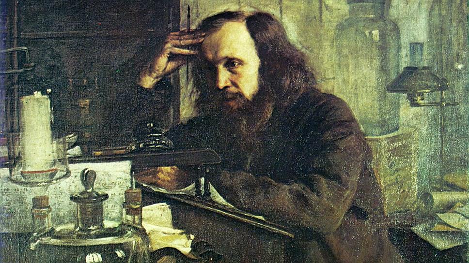 Почему создатель Периодической системы не пришел на презентацию своего открытия