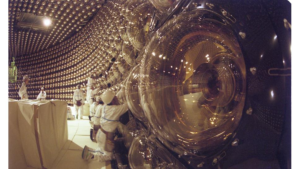 Главным в физике будет нейтрино