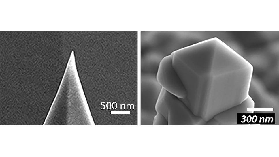 Ключевые наноэлементы для посткремниевой электроники и нейрокомпьютеров
