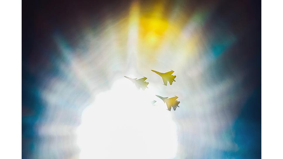 Боевой летающий лазер