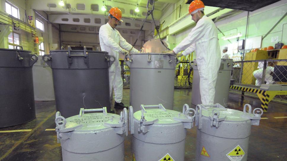 Как найти плутоний в отработанном топливе
