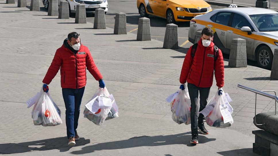 Как приход коронавируса в Россию вызвал волну благотворительности