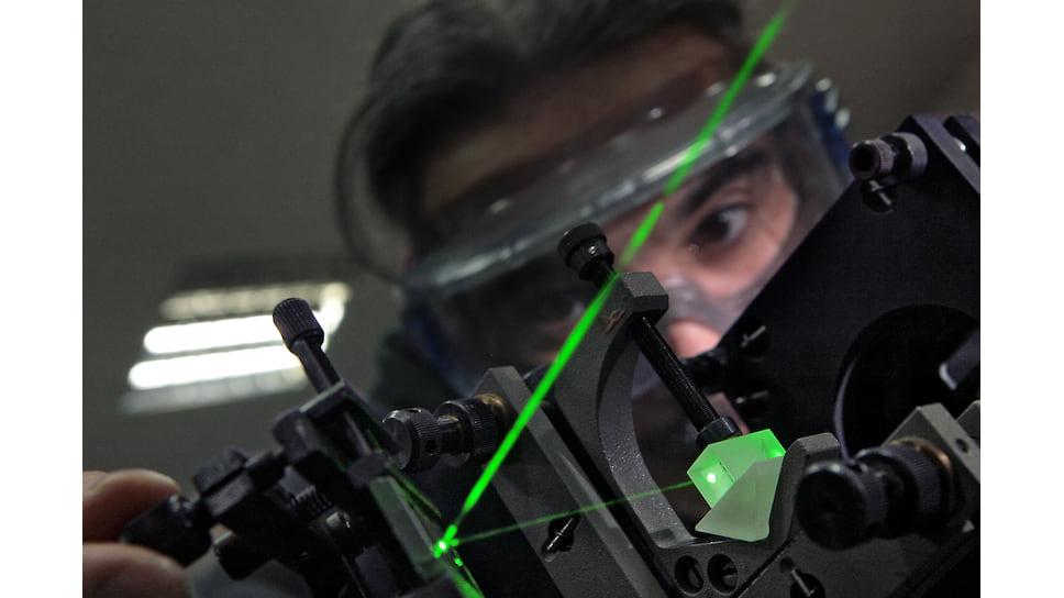 Новые технологии для оптических пинцетов