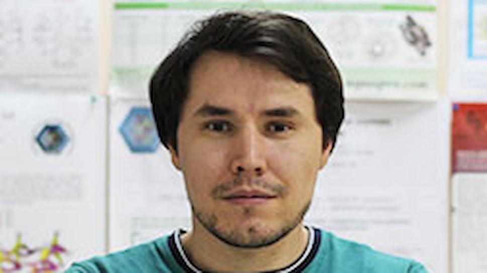 Евгений Александров, руководитель проекта