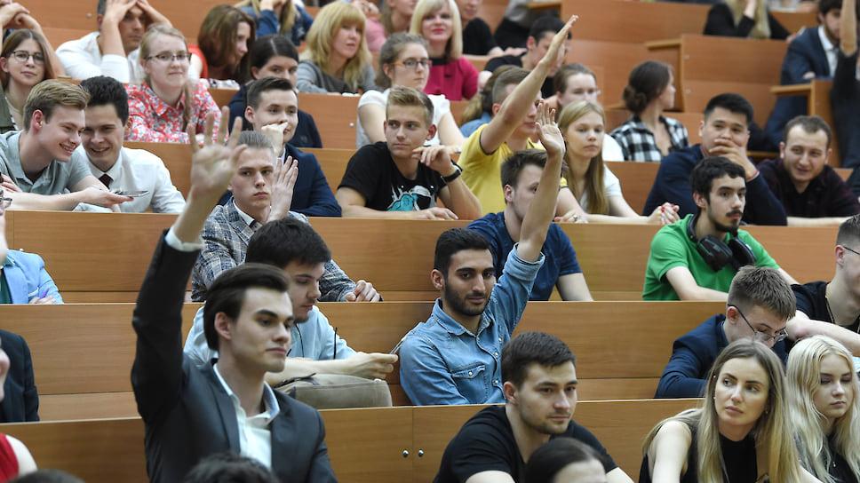 Российское образование поднимается все выше