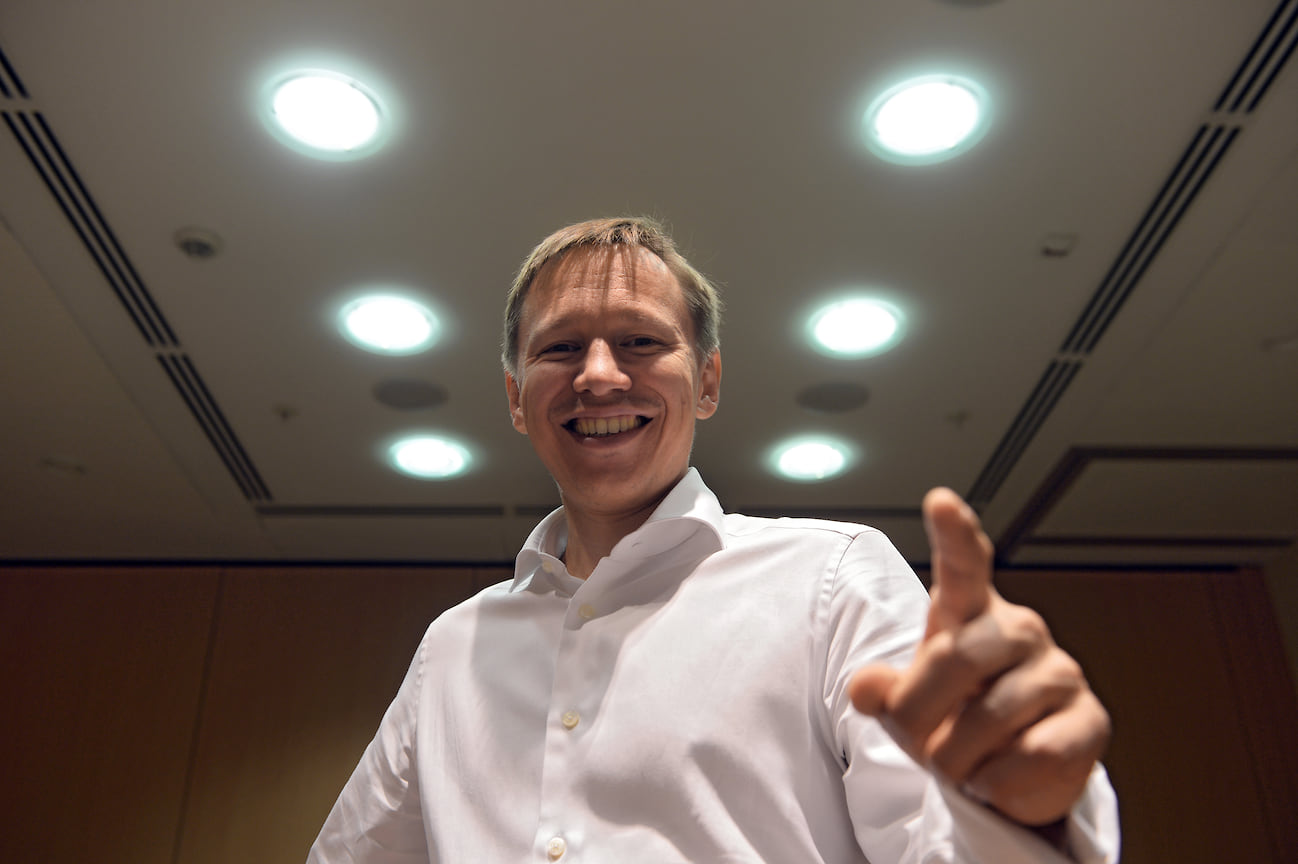 Генеральный директор Российского квантового центра (РКЦ), руководитель проекта «Росатома» по созданию квантового компьютера в России Руслан Юнусов