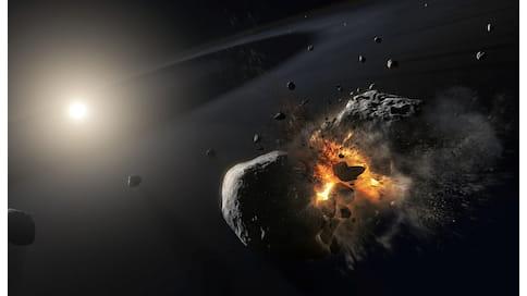 «Гера» понаблюдает за поврежденным астероидом  / Космический аппарат будет учиться защищать Землю