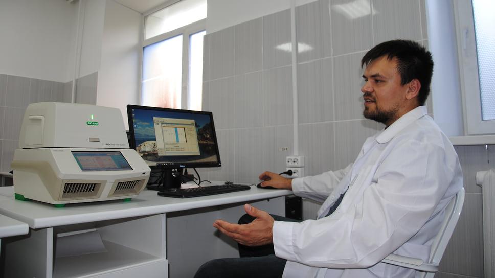 Новая система ПЦР-диагностики в лаборатории геномных исследований и селекции животных  Уральского федерального аграрного научно-исследовательского центра УрО РАН