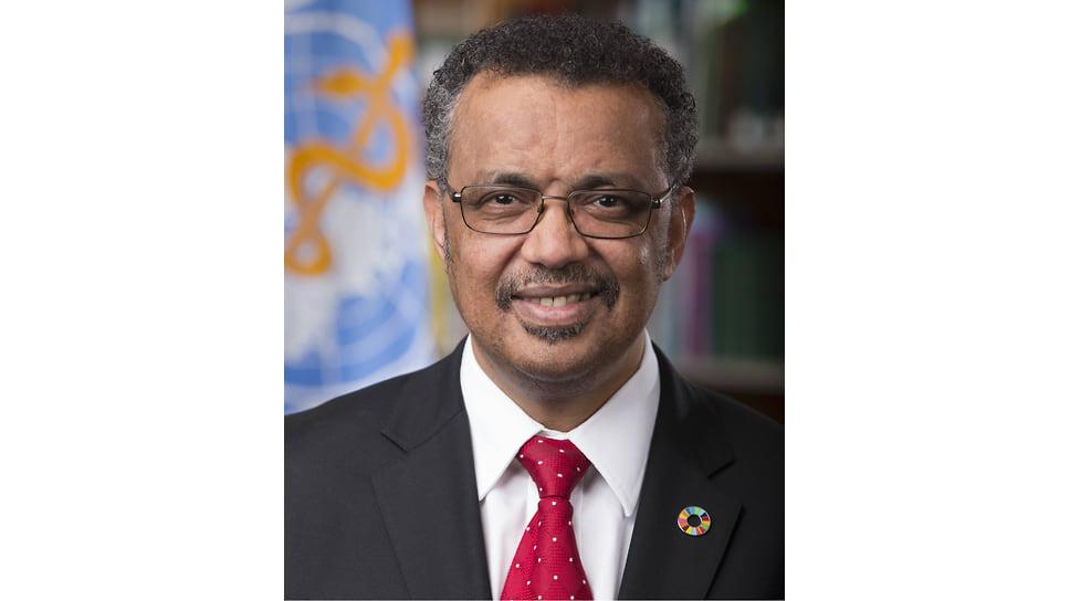 Обращение генерального директора Всемирной организации здравоохранения доктора Тедроса Адханома Гебрейесуса