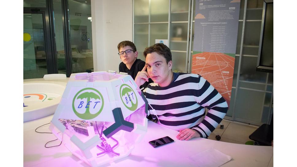 Команда проекта ВЕТ