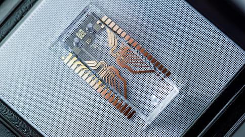 В МГТУ имени Баумана разработана сверхточная лаборатория на чипе  / Она позволить определить, вирусная или бактериальная природа у инфекции