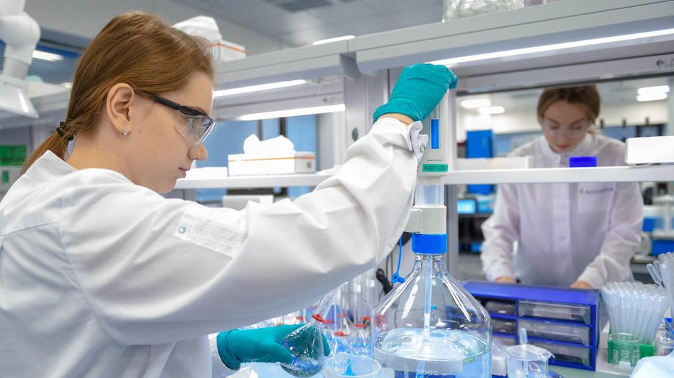 Химики МГУ применили самый зеленый аналитической реагент