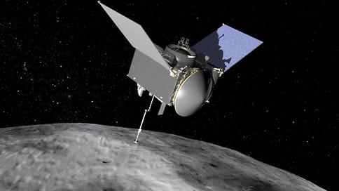 Дорога длиной в 2,2 млрд километров  / OSIRIS-REx возвращается на Землю с добычей