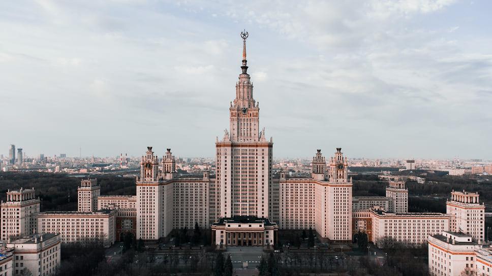 Четыре российских вуза поднялись на небывалую высоту