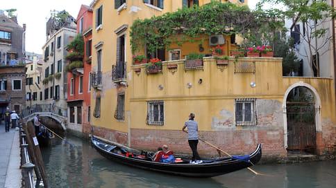 Лодка будущего  / Шведские инженеры придумали, как не навредить зданиям Венеции