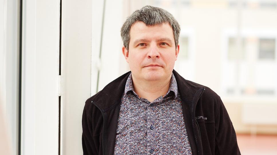 Владимир Попов, заведующий лабораторией факультета фундаментальной медицины МГУ