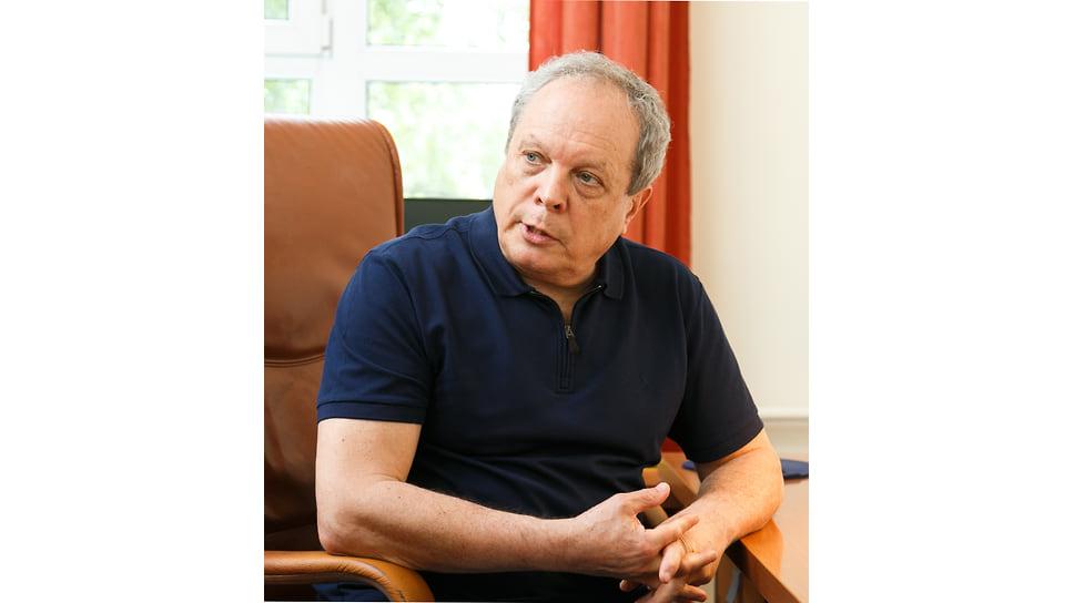 Александр Макаров, научный руководитель Института молекулярной биологии имени В. А. Энгельгардта РАН (ИМБ)